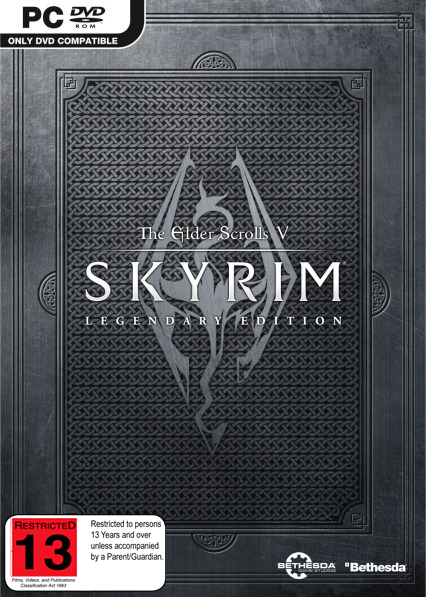 The Elder Scrolls V: Skyrim Legendary Edition for PC