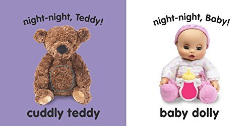 Bedtime: Baby Touch & Feel by DK image