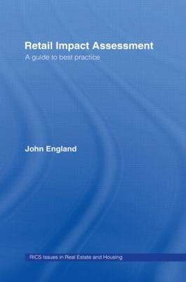 Retail Impact Assessment by John England image