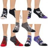 Marvel Villains Ankle Sock 5-Pack