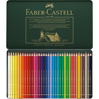 Faber-Castell : Polychromos Pencil (Tin of 36)