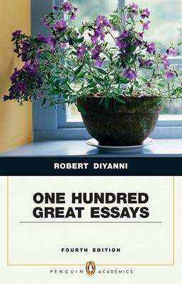 One Hundred Great Essays by Robert J. DiYanni image