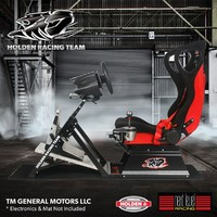 Next Level Racing Official Holden Team Simulator Cockpit for
