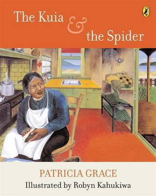 The Kuia and the Spider by Patricia Grace image