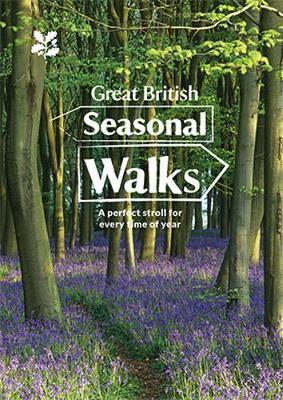 Great British Seasonal Walks by National Trust image