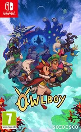 Owlboy for Nintendo Switch