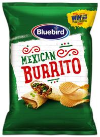 Bluebird Street Eats Original Mexican Burrito