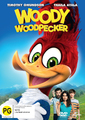 Woody Woodpecker on DVD