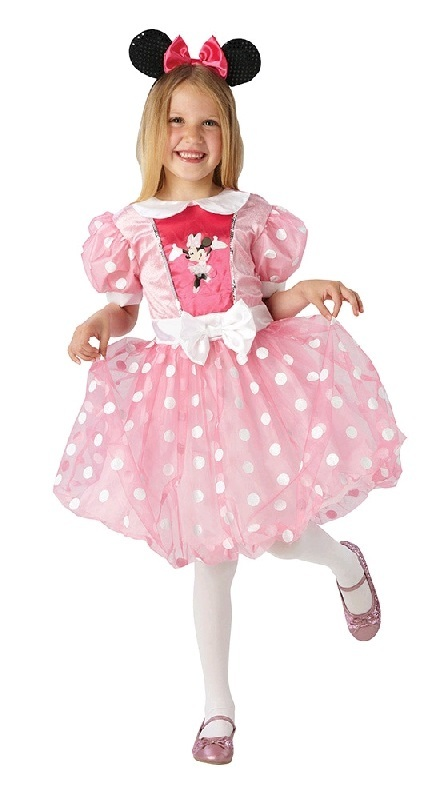 Disney: Minnie Mouse Glitz - Pink Dress (Medium)