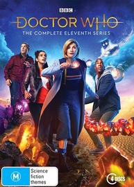 Doctor Who: The Complete Eleventh Season on DVD