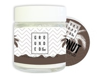 Grounded Lip Scrub - Coconut (30ml)
