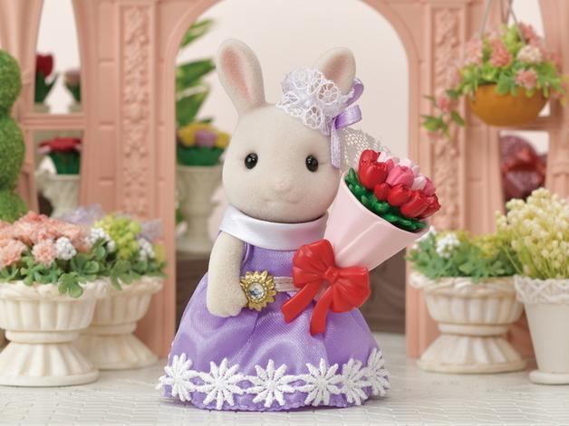 Sylvanian Families - Flowers Gift Playset