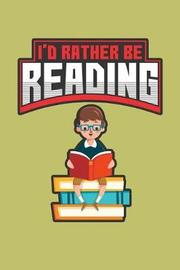I'D Rather Be Reading by Books by 3am Shopper image