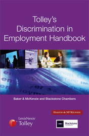 Tolley's Discrimination in Employment Handbook by Marina Murray image