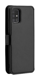 3SIXT NeoWallet 1.0 for Samsung Galaxy A51 - Black