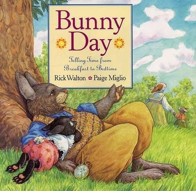 Bunny Day by Rick Walton image