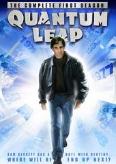 Quantum Leap - Complete Season 1 (3 Disc Set) on DVD