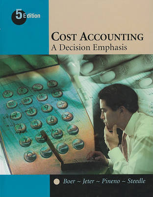 Cost Accounting by Germain Boer image