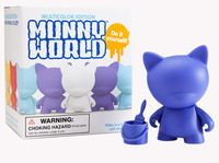 "Munnyworld DIY Micro Trikky 2"" Vinyl Figure Blind Box"