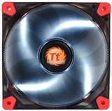 120mm ThermalTake Luna Case Fan - White LED