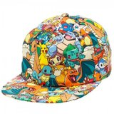 Pokemon All Over Print Sublimated Cap
