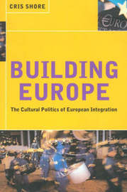 Building Europe by Cris Shore image