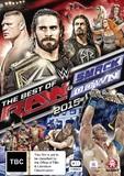WWE: Best Of Raw & Smackdown 2015 DVD