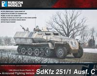 Rubicon 1/56 SdKfz 251/1 Ausf C