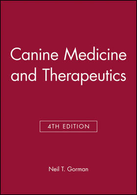 Canine Medicine and Therapeutics image