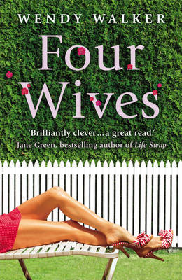 Four Wives by Wendy Walker image