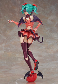 Vocaloid: 1/7 Hatsune Miku (Heart Hunter Ver.) PVC Figure image