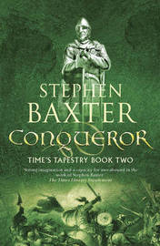 Conqueror by Stephen Baxter image