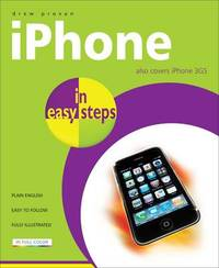 iPhone in Easy Steps by Drew Provan image