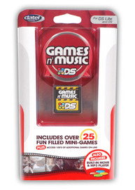 Datel Games n Music for Nintendo DS image