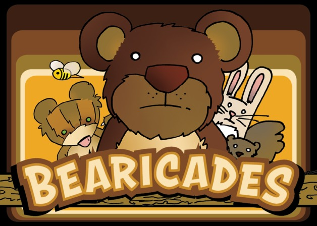 Bearicades - Card Game