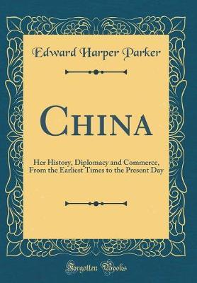 China by Edward Harper Parker
