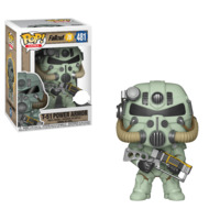 Fallout 76 - T-51 Power Amour (Mint) Pop! Vinyl Figure image