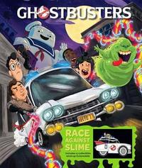 Ghostbusters Ectomobile by Insight Editions