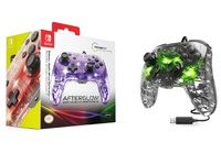 PDP Afterglow Deluxe + Audio Wired Controller for Switch