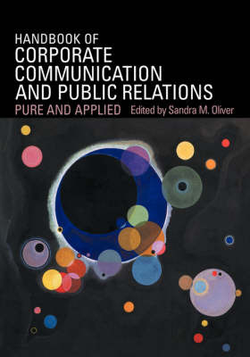 A Handbook of Corporate Communication and Public Relations image