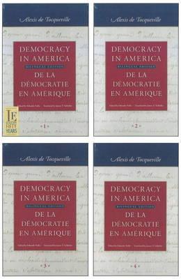Democracy in America by Alexis De Tocqueville image