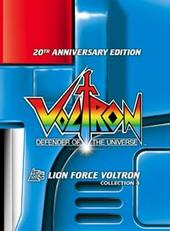 Voltron: Defender Of The Universe - Collection 4 (3 Disc Box Set) on DVD