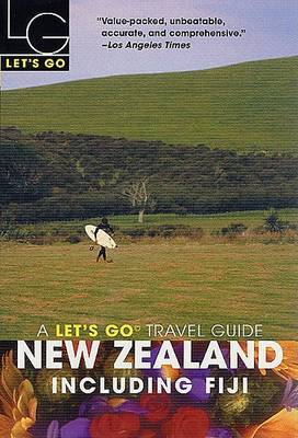 Let's Go New Zealand 2003 by Let's Go Inc image