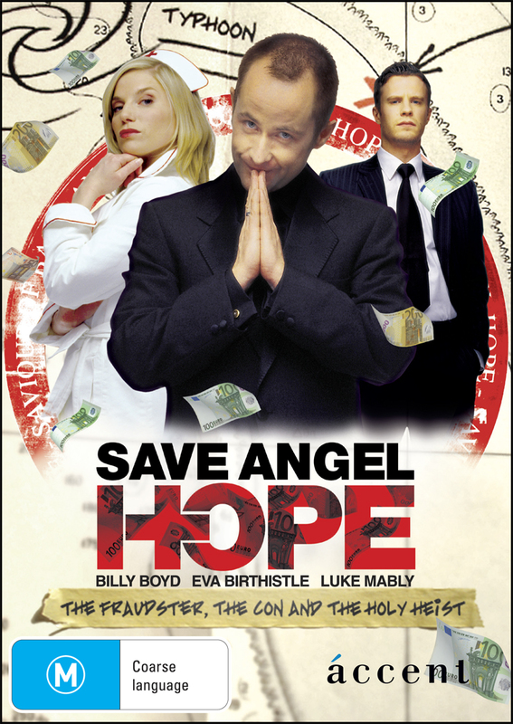 Save Angel Hope on DVD