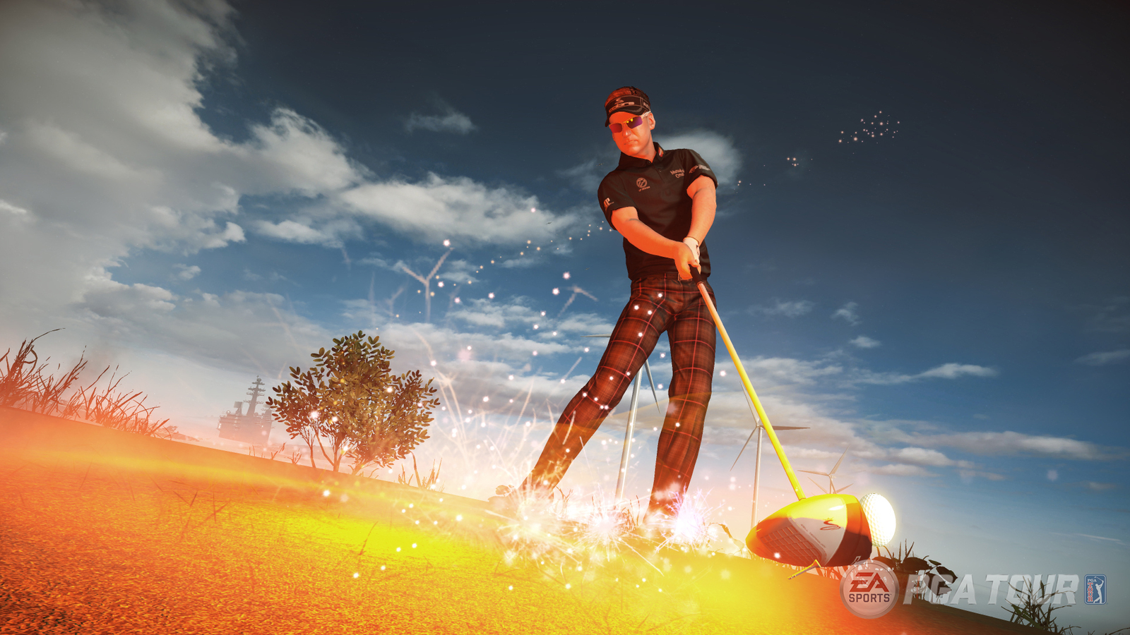 Rory Mcllroy PGA Tour for PS4 image