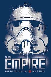 Star Wars Galactic Empire Wall Poster (279)