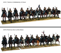 American Civil War: Cavalry (1861-1865) image