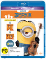 Minions/ Despicable Me/ Despicable Me 2 on Blu-ray