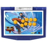 Mad Catz Street Fighter V Arcade FightStick Tournament Edition 2 Chun Li for PS4