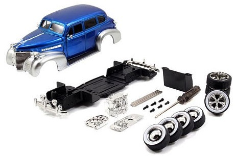 Jada: 1/24 Garageworx '39 Chev Master Deluxe Model image